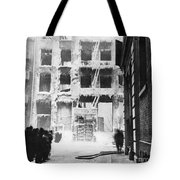 Riis: Lower East Side Tote Bag