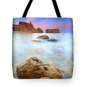 Rijana Beach Mediterranean Sea Tote Bag