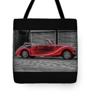 Riley Rmd 1950 Drophead Coupe Tote Bag