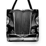 Riley Saloon Car - Vintage Tote Bag