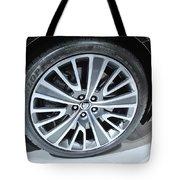 Jaguar Rim Tote Bag