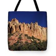 Rimrocks, State Of Utah Tote Bag