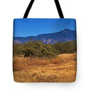 Rincon Peak, Tucson, Arizona Tote Bag
