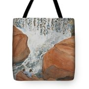 Ring Side Seats II Tote Bag