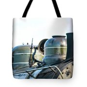 Ring That Bell Engine 26 Steamtown National Historical Site Tote Bag