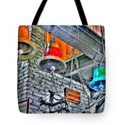 Ringing Bells Tote Bag