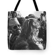 Ringo Starr In Nepal Tote Bag