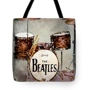 Ringo's Drums Tote Bag