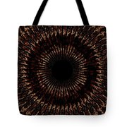 Rings Of Fire Tote Bag