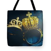 Rings Of Nobility Tote Bag