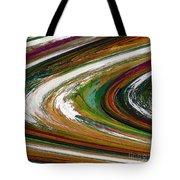 Rings Of Saturn Tote Bag