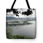 Rio De Janeiro Vii Tote Bag