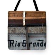 Rio Grande Bridge Tote Bag