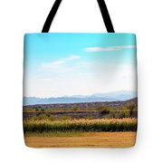 Rio Grande Flood Plain Tote Bag