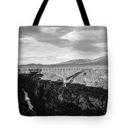 Rio Grande Gorge Birdge Tote Bag