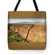 Rio Grande Gorge Bridge Taos New Mexico Tote Bag