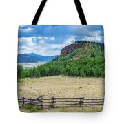 Rio Grande Headwaters #2 Tote Bag