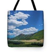 Rio Grande Headwaters #3 Tote Bag