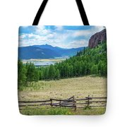 Rio Grande Headwaters Tote Bag