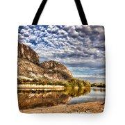 Rio Grande River 1 Tote Bag