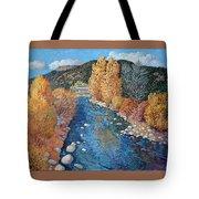 Rio Pueblo Tote Bag