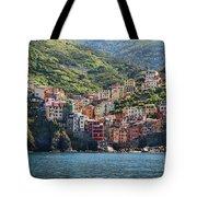 Riomaggiore 0577 Tote Bag