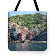 Riomaggiore 0583 B Tote Bag