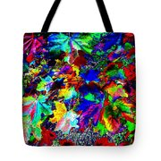 Riot Of Color Tote Bag
