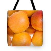 Ripe Apricots  Tote Bag