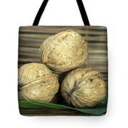 Ripe Walnuts Tote Bag by Deyan Georgiev