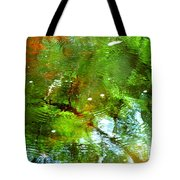 Ripple Effects Tote Bag