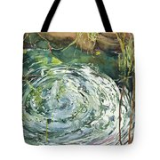 Ripple Pond Tote Bag