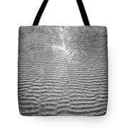 Rippled Light Tote Bag