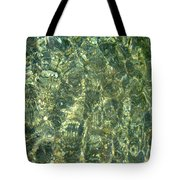Ripples In The River Tote Bag
