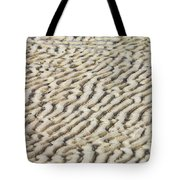 Ripples In The Sand IIi Tote Bag