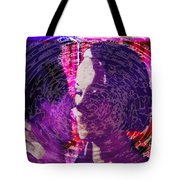 Ripples Of Circumstance Tote Bag