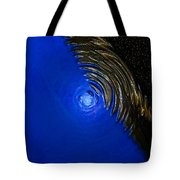 Ripples Of Time And Space Tote Bag