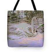 Ripples Subdued Tote Bag