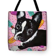 Popsicle Pup Tote Bag