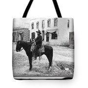 Risdon Photography Studio #1 Clifton Arizona C.1909-2009 Tote Bag