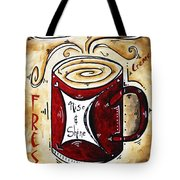 Rise And Shine By Madart Tote Bag