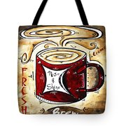 Rise And Shine Original Painting Madart Tote Bag