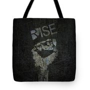 Rise Power Tote Bag