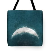 Rise Up Moon Tote Bag