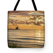 Risin' And Shinin' Tote Bag
