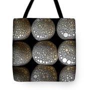Rising Buns Tote Bag