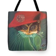 Rita Cat Tote Bag