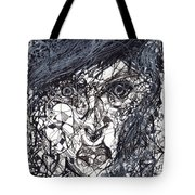 Rita Dambook Tote Bag
