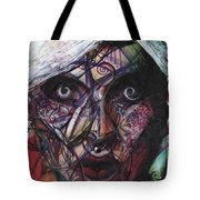 Rita Dambook Remixed Tote Bag
