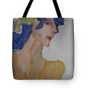 Rita's Recital Tote Bag by Beverley Harper Tinsley